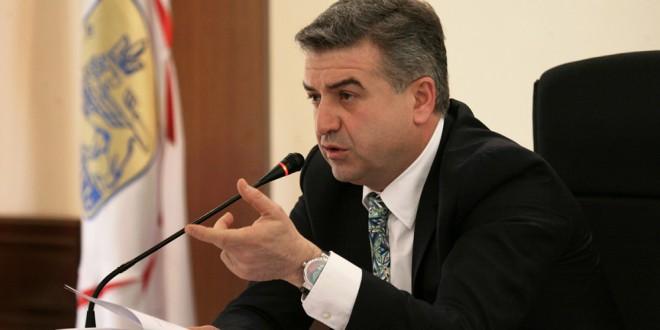 ВАрмении утверждена кандидатура нового премьера
